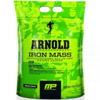 Гейнер Muscle Pharm Arnold Iron Mass 4540 г.