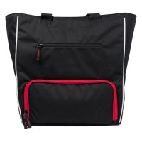 Сумка 6 Six Pack Fitness Camille Tote Black/Red (черный/красный)