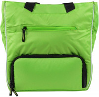 Сумка 6 Six Pack Fitness Camille Tote Lime/Black (лайм/черный)