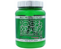 Протеин Scitec Nutrition Whey Isolate, банан, 700 г