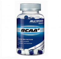 BCAA Multipower BCAA+ 102 капc.