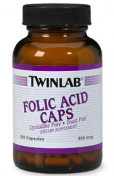 Витамины Twinlab Folic Acid Caps 800 mg  100 капс.