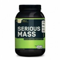 Гейнер Optimum nutrition Serious Mass 1360 г.