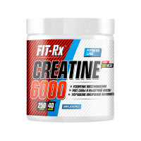Креатин FIT-Rx CREATINE 6000, 250 г
